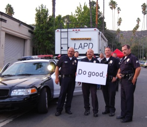 LAPD Do Good